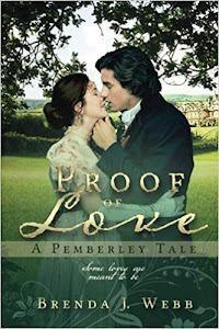 Proof of Love by Brenda Webb
