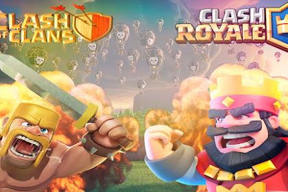 Clash Royale Menjadi Game Terpopuler Setelah Clash Of Clans