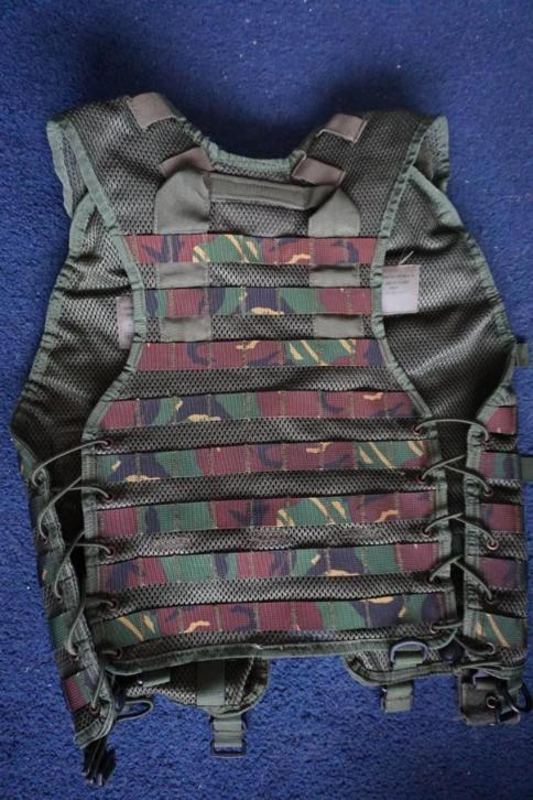 Webbingbabel Dutch Army Modular Vest Kl Modulair