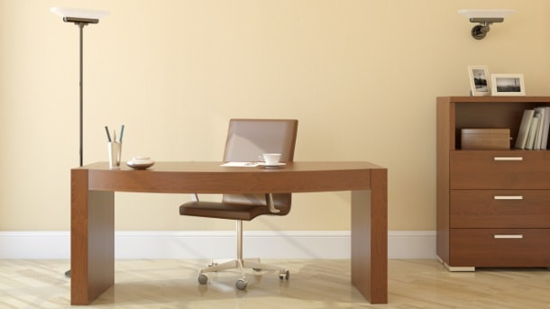 If you want to be active at work, successful, to be well paid for the work you do, then be guided by certain feng shui rules that are intended for workspace.