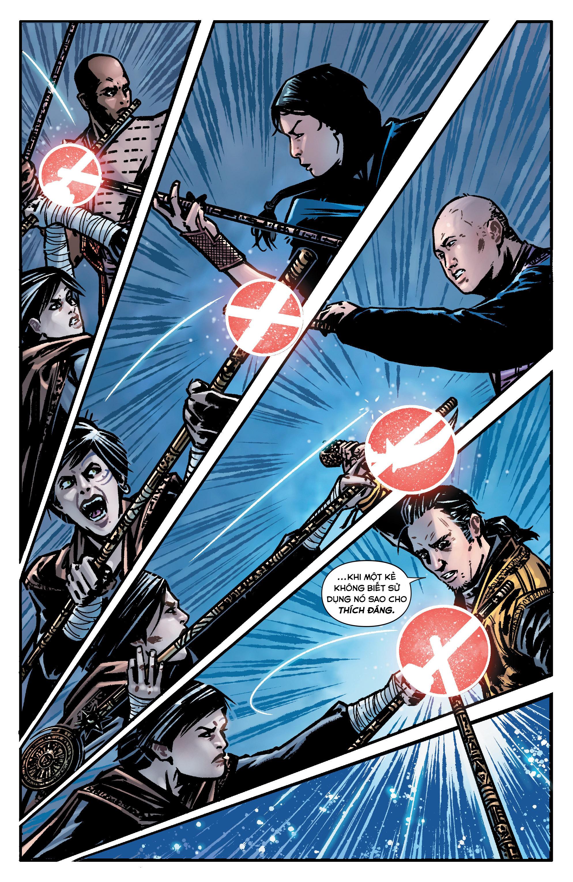 Doctor Strange Prelude kỳ 1 trang 16