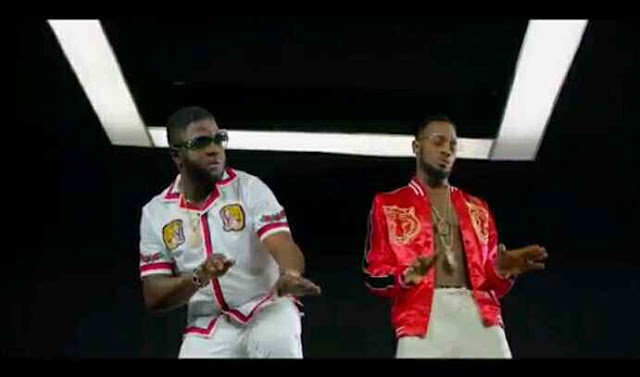 Download Video | Chopsticks ft D'banj , Scales - Senrere