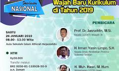 WAJAH baru Kurikulum di tahun 2019