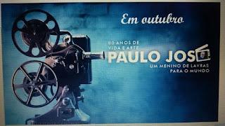 CULTURA: Evento em outubro'17 homenageia Paulo José