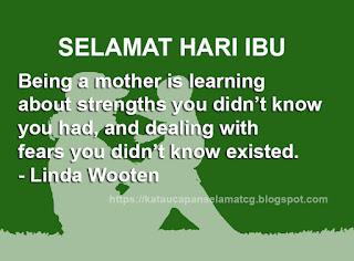 Selamat Hari Ibu. Inilah Kumpulan Kata Mutiara dan Ucapan Selamat Hari Ulang Tahun Perempuan 22 Desember