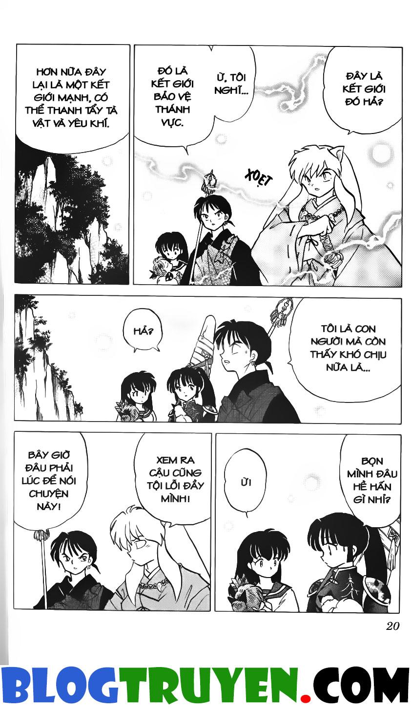 Inuyasha vol 26.1 trang 17