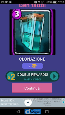 Indovina la carta Royale soluzione livello 92