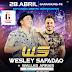 Iniciadas as vendas de ingressos para o show do Wesley Safadão em Garanhuns