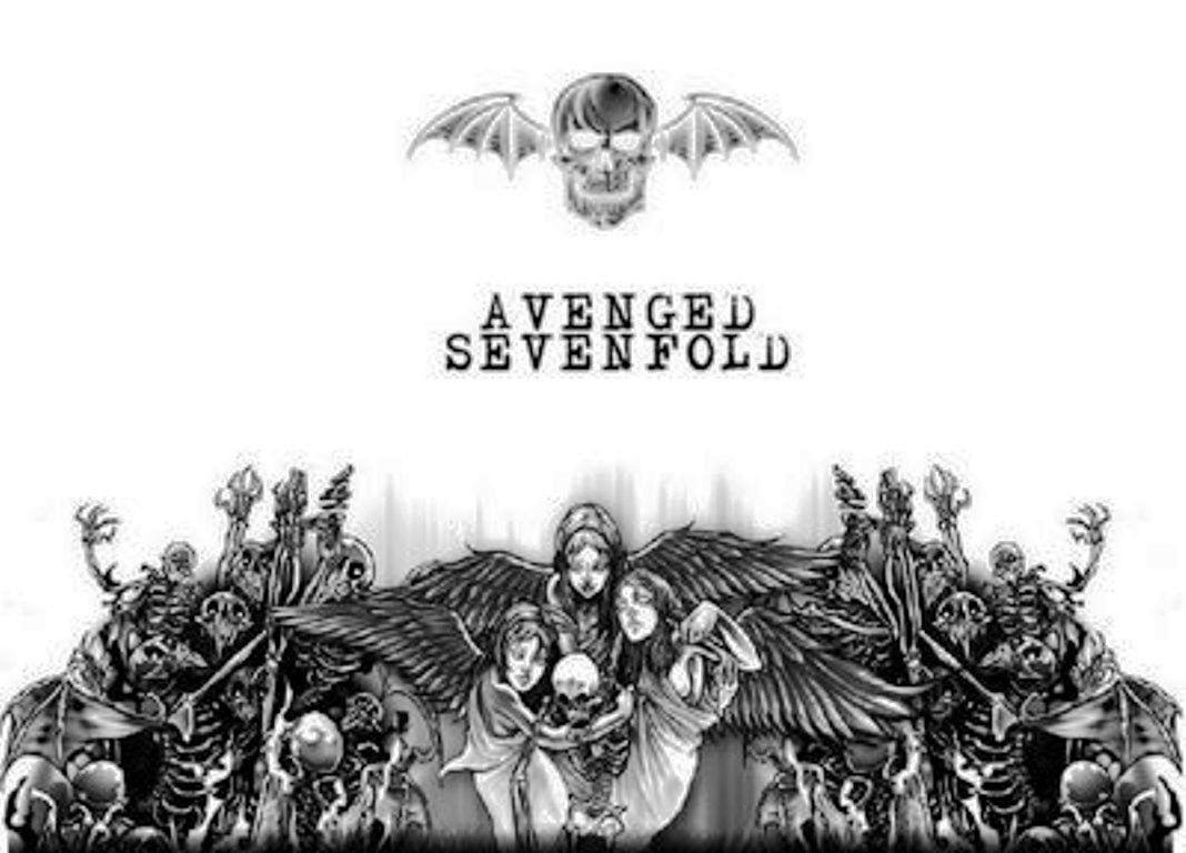 download wallpaper avenged sevenfold