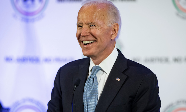 Biden 'still committed' to 2020 run despite string of allegations