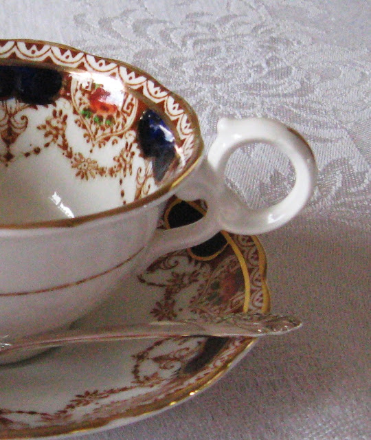 Rose Chintz Cottage Tea On The Titanic A Special Tea