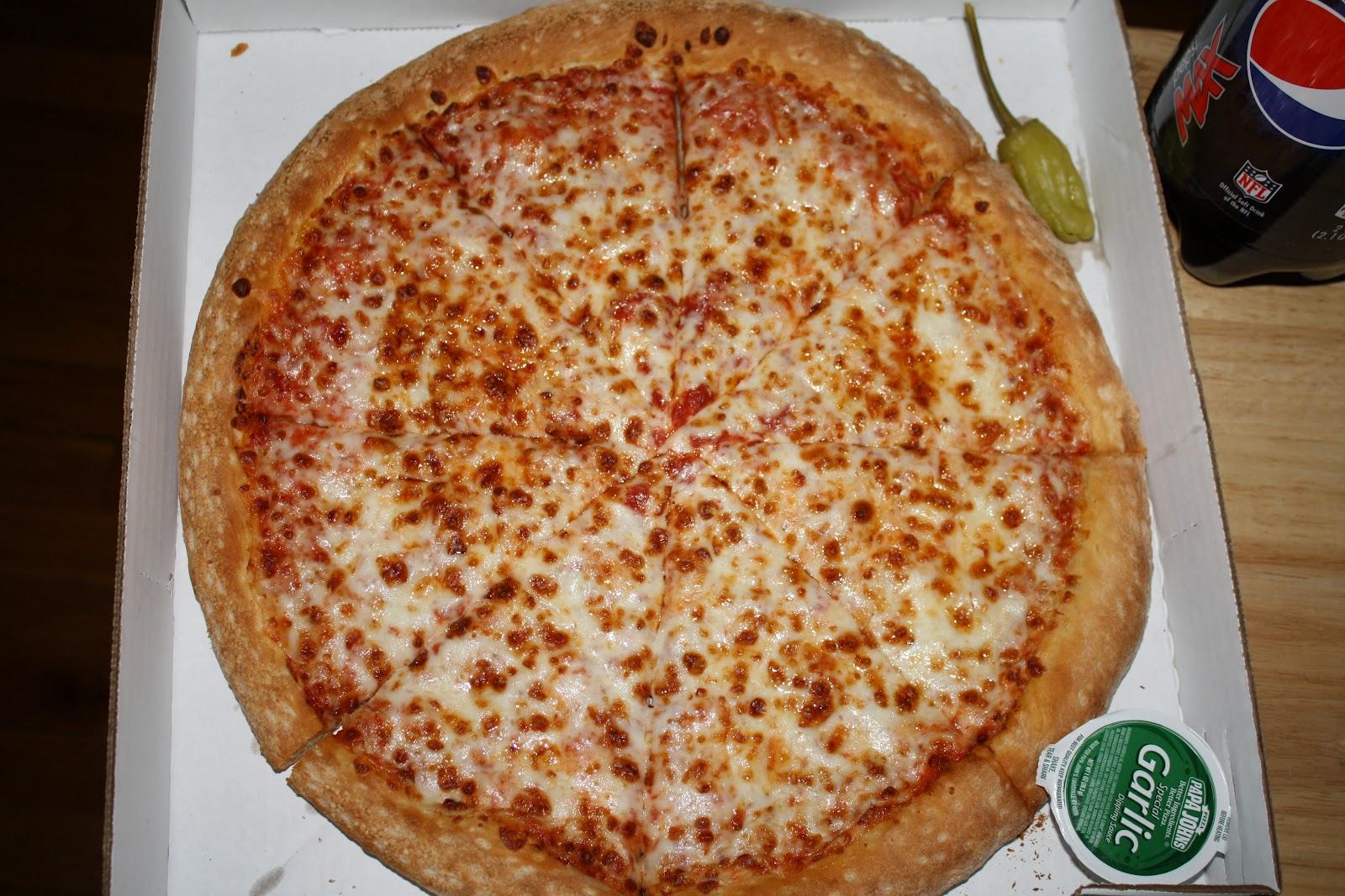 An Immovable Feast: Papa John's Pizza