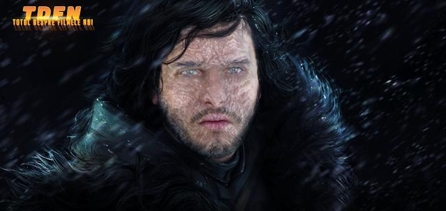 Actorul Kit Harington sugerează că personajul Jon Snow, va apărea în următoarele sezone ale serialului Game Of Thrones