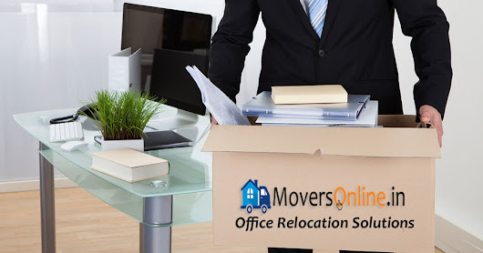 Shift your Office with the help of Best Relocation Company