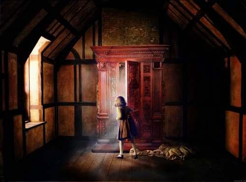 Armario de las Crónicas de Narnia