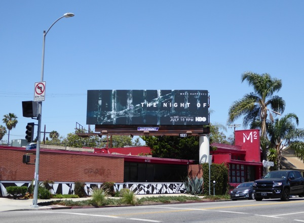 The Night Of limited series billboard