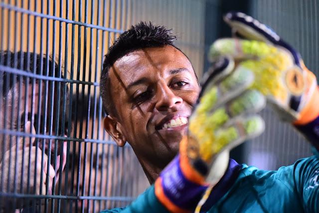 Sidão se empolga por ter Rogério Ceni como técnico Foto:Sergio Barzaghi/Gazeta Press