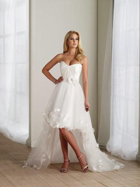 Vestidos de novia cortos y baratos mercadolibre