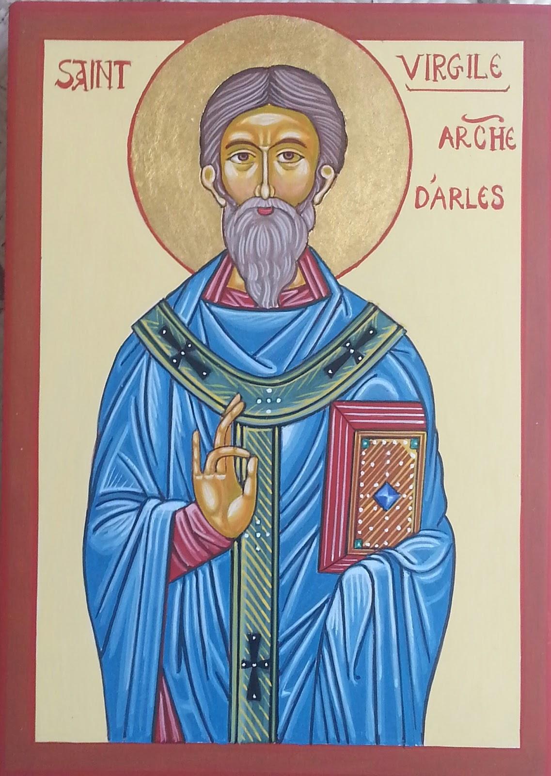 sveti Virgil - škof
