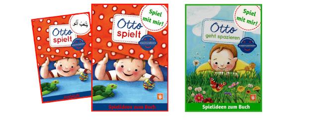 Spiel Ideen Otto geht spazieren Bilderbuch
