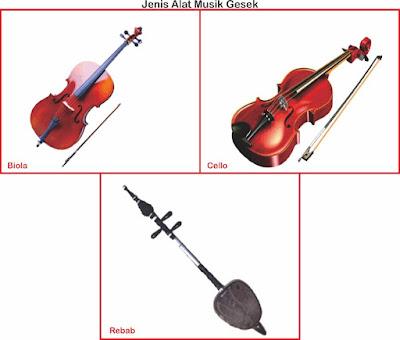 gambar-alat-musik-gesek