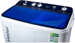 Haier 9 kg HTW90-1159 Semi Automatic washing machine