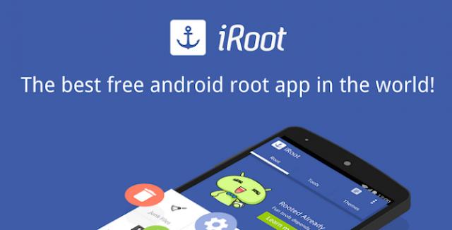 تحميل تطبيق أي روت iRoot v3.0.6 لعمل روت لمعظم الاجهزة بدون كمبيوتر اخر اصدار
