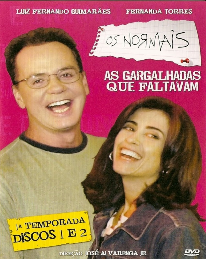 TEMPORADA 1 BAIXAR DVD OS NORMAIS