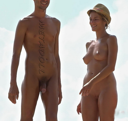 Beach voyeur - Beautiful topless girls on the beach (NudeBeach ch15011-15020)