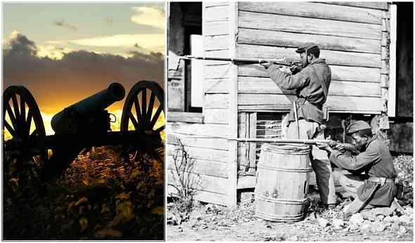 الحرب الأهلية الأمريكية