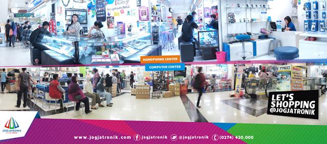 Jogjatronik Mall Gudang Berbagai Produk Elektronik di Jogja