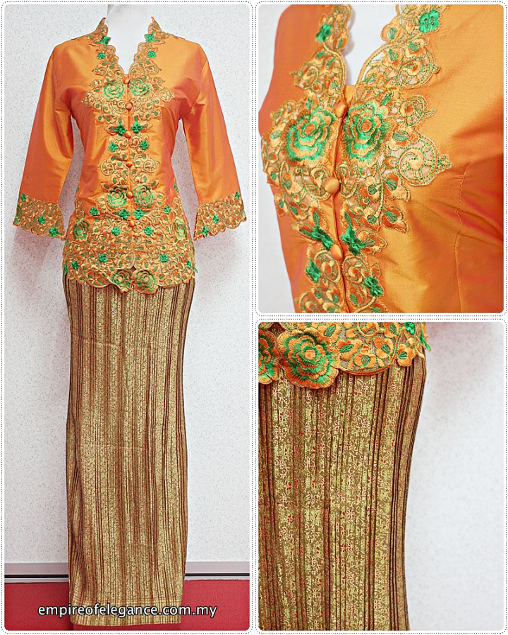 Kebaya Elsa is specially made for fun ce92a798d8