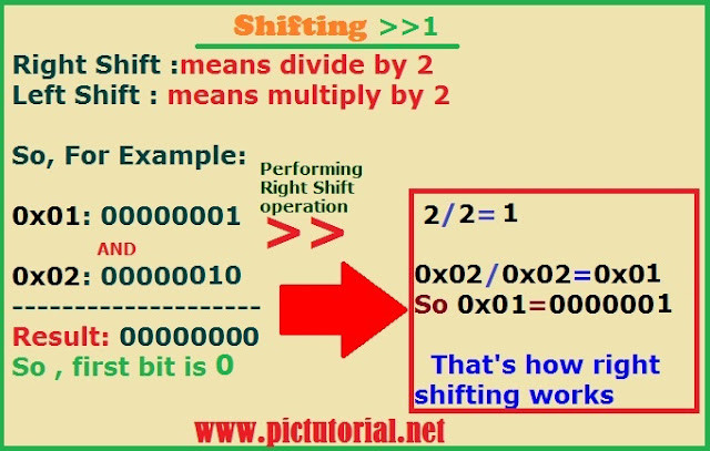 Shifting Operation in Programming