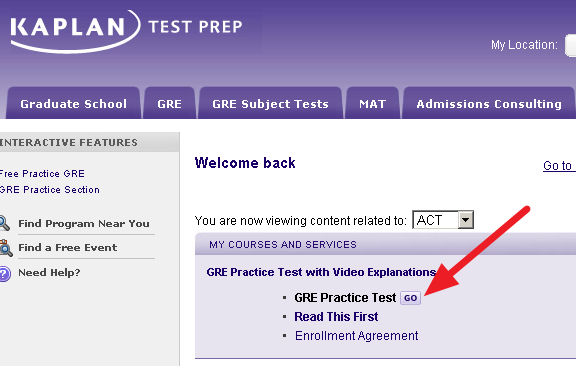 Free Gre Tests Online