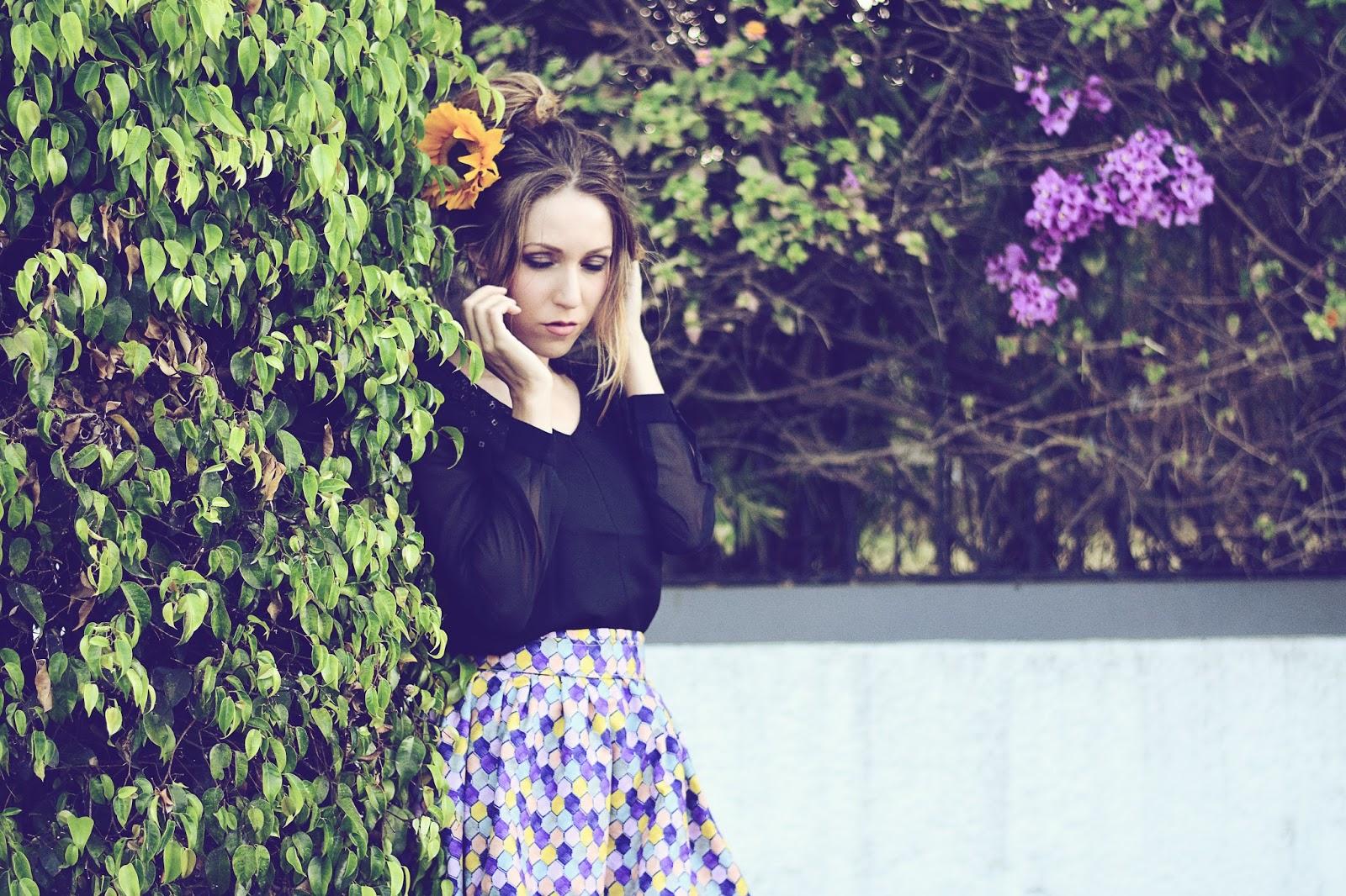 Alisa Gromova looks