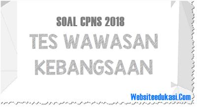 Materi dan Soal CPNS 2018 Lengkap