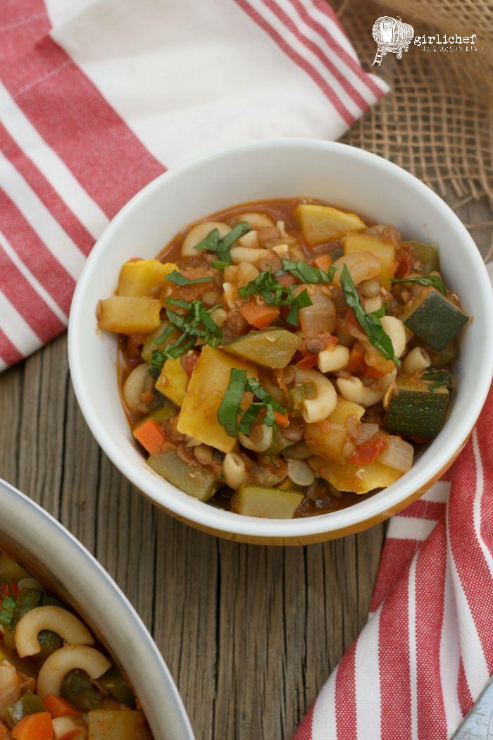 Summer Vegetable Goulash