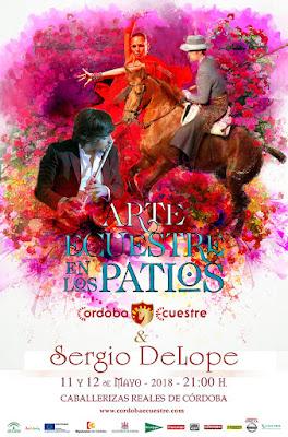 Fiesta de los Patios de Córdoba 2018 - Arte Ecuestre