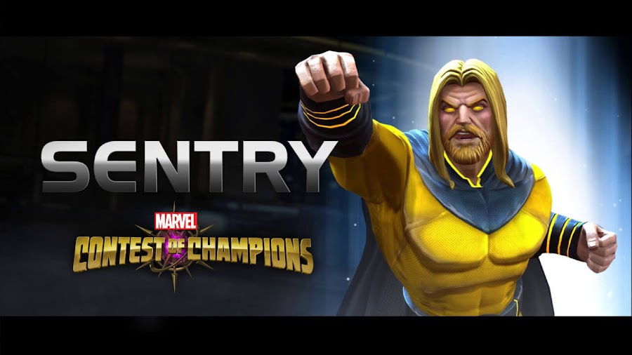 the sentry marvel contest of champions