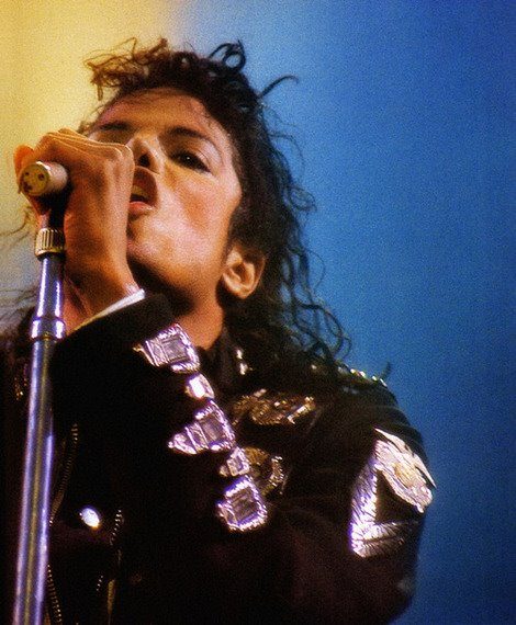 Michael Jackson  BAD WORLD TOUR 19871988  vintage everyday
