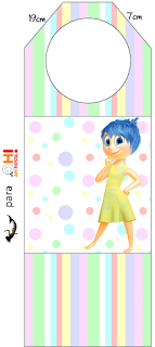 Inside Out Free Printable Bookmarks.