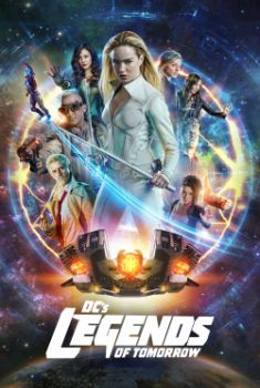 Legends of Tomorrow 4ª Temporada Torrent - WEB-DL 720p/1080p Dual Áudio