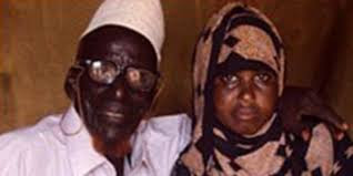 Ahmed Mohammad Dore and Safia Abdullah