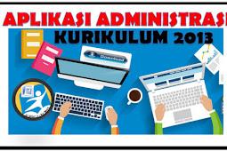 Aplikasi Administrasi Guru Kurikulum 2013 Format Excel.Xlsx