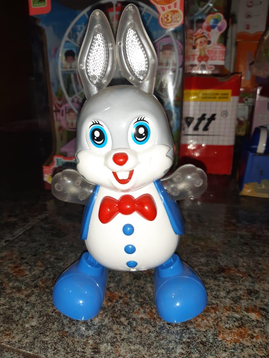 Mainan Rabbit Dance Gratis Baterai