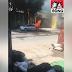 Vĩnh Phúc: Xe Taxi cháy dụi ro mắc kẹt rơm vào xe