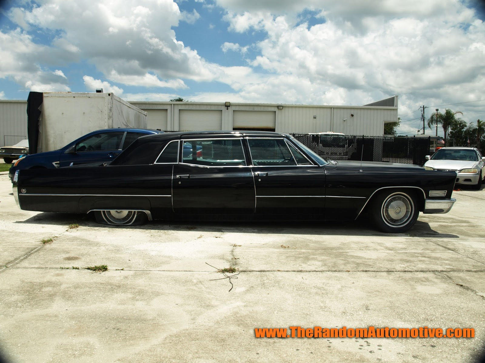 Rotting in Style - 1967 Cadillac Fleetwood Seventy-Five (Limo) ~ The