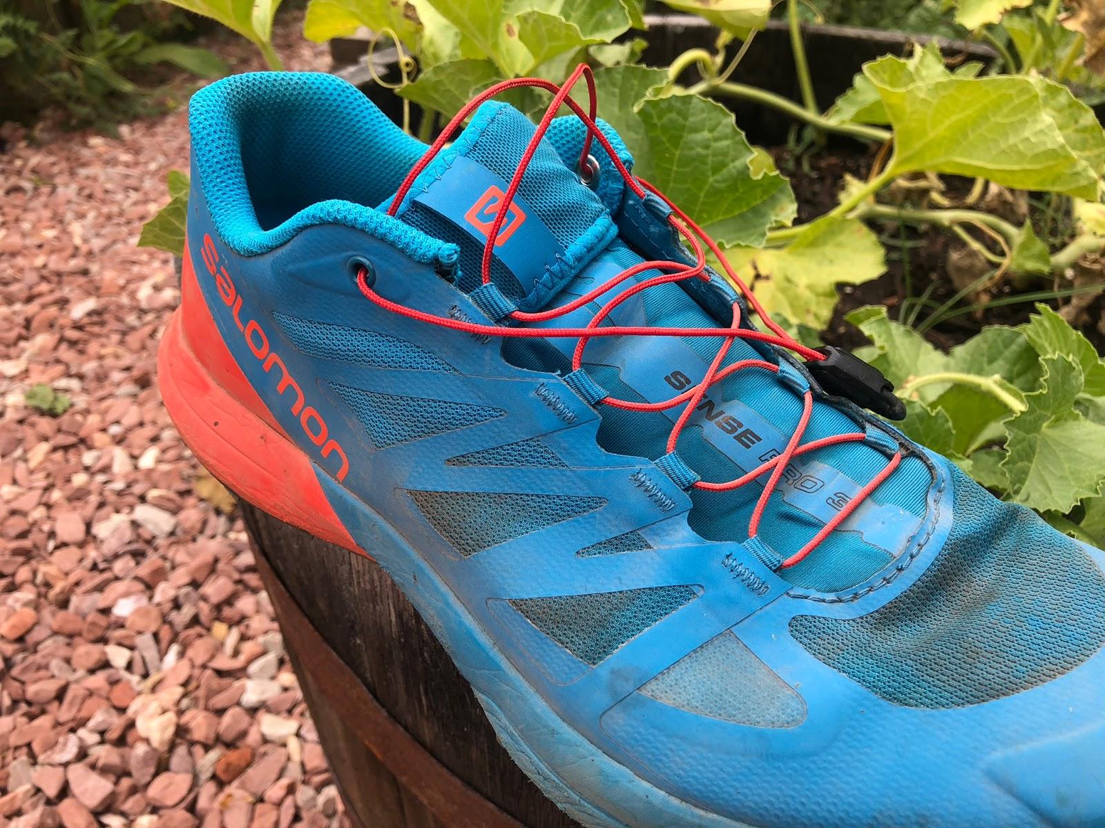 Road Trail Run: Salomon Sense Pro 3 Review
