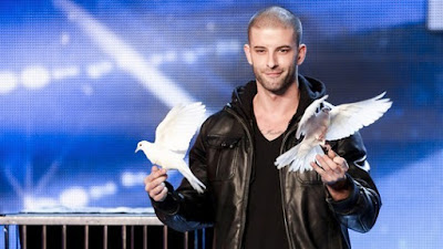 Amazing Magic Trick Darcy Oake's Jaw Dropping Dove Illusions In Britain's Got Talent