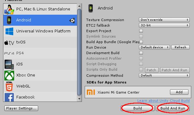 Mtk's Blog: Unity で 64bit版 Anrdoid アプリをビルドする方法